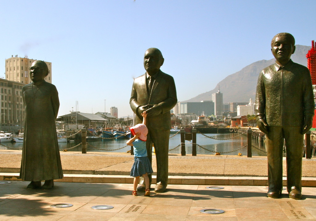 Südafrika mit Kindern (Kapstadt)
