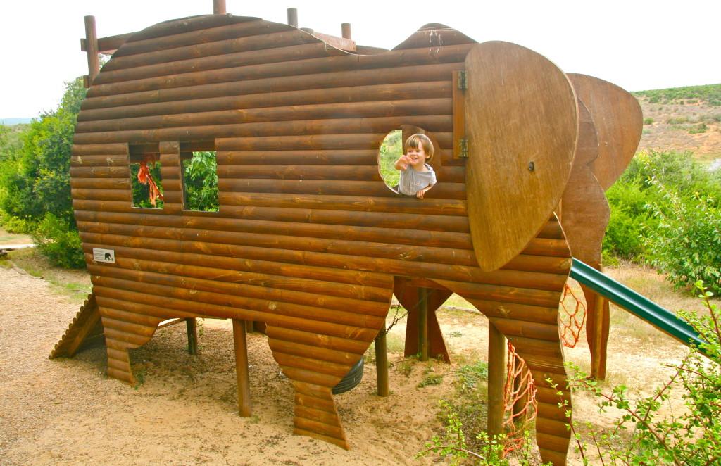 Südafrika mit Kindern: Addo Elephant Park