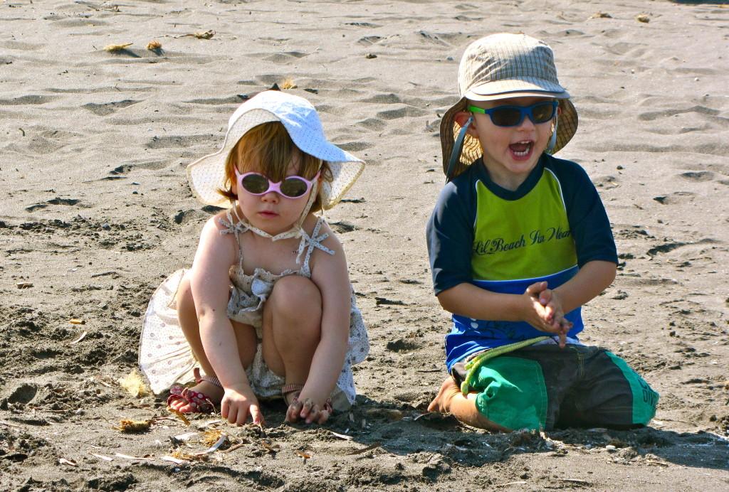 Fernreisen mit Kleinkindern: 20 gute Gründe dafür