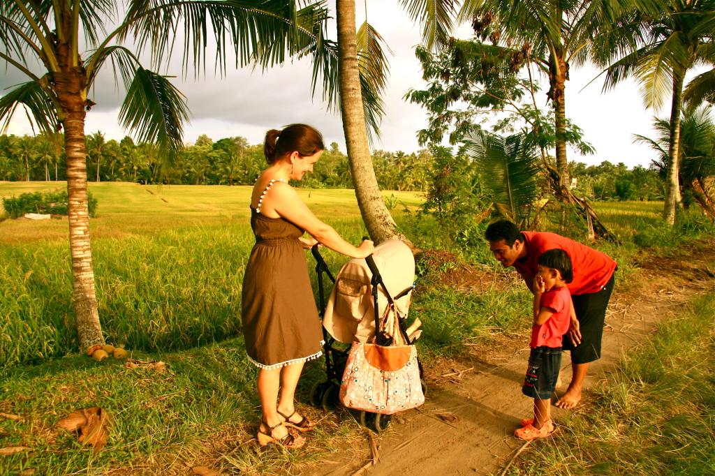 Fernreisen mit Kleinkindern auf Bali