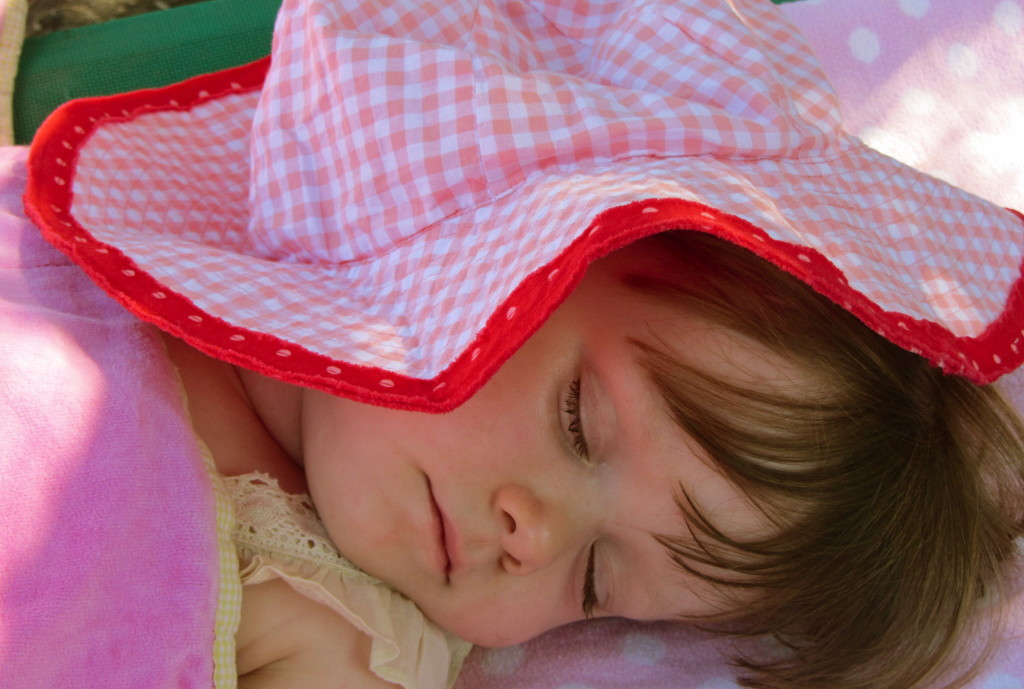 Schlaf auf Reisen