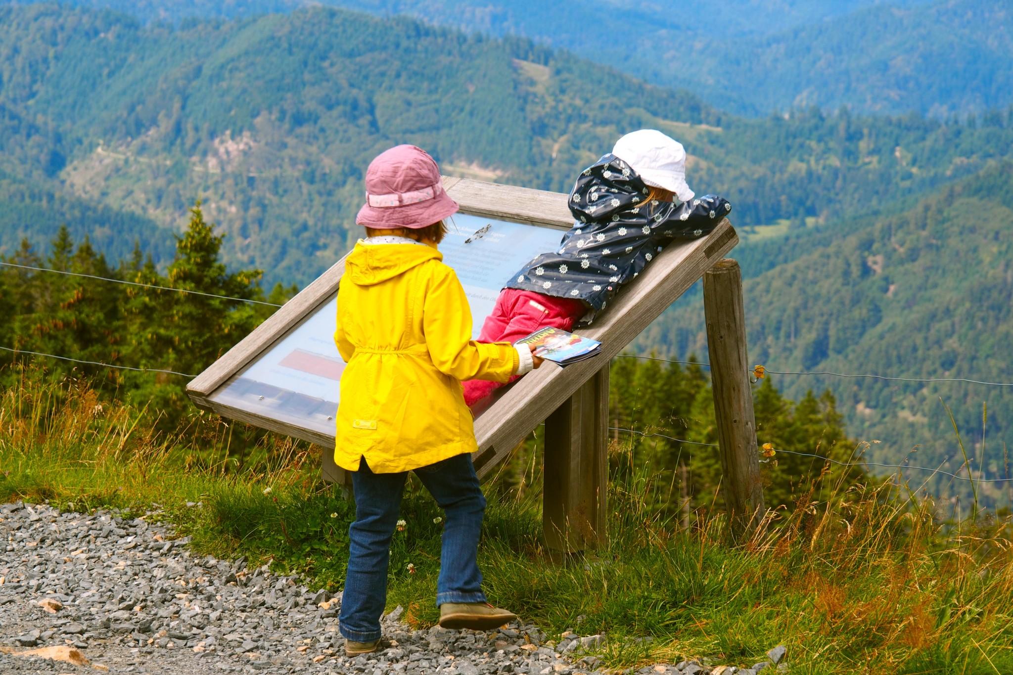 Mit Kindern im Schwarzwald