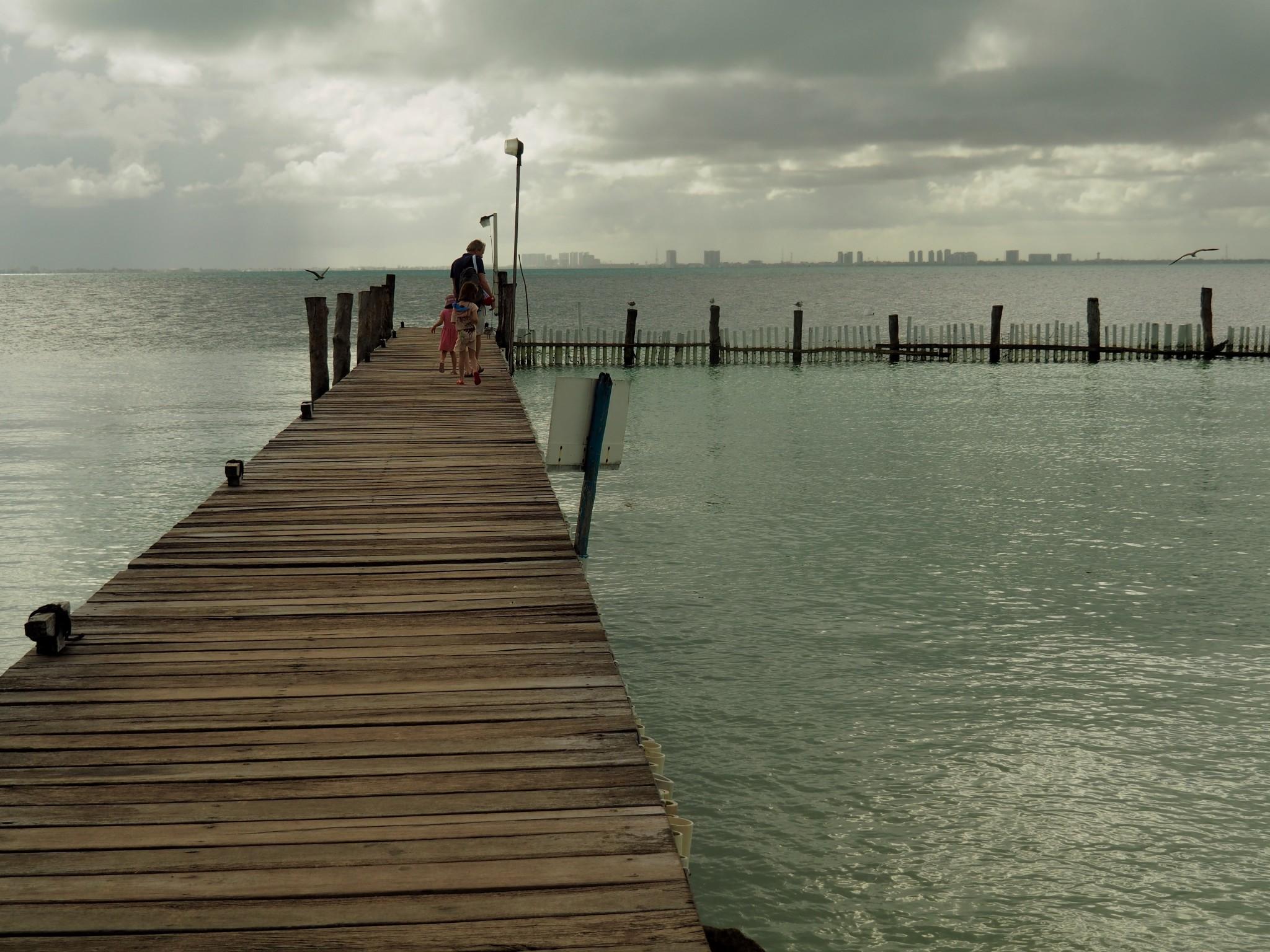 Auf der Isla Mujeres