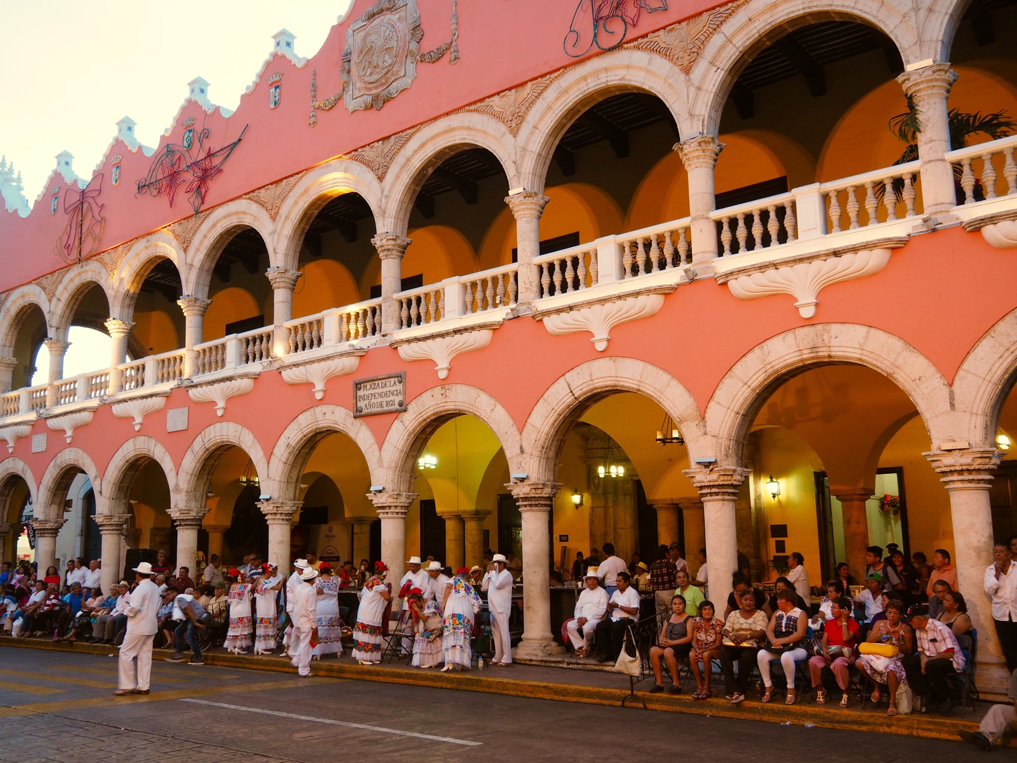 Yucatan mit Kindern