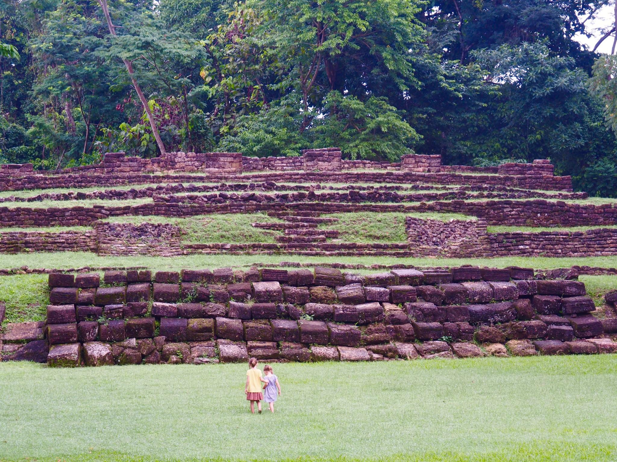 Auf eigene Faust durch Palenque